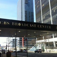 Photo taken at 106 & Park Studio by Seth F. on 3/5/2012