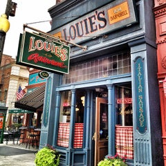 Photo taken at Louie's Italian Restaurant by Rus S. on 8/19/2012