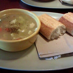 Photo taken at Panera Bread by cheese on 6/7/2012