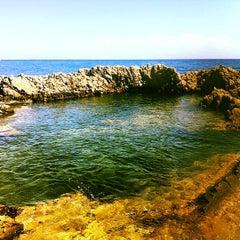 Photo taken at Illa Tabarca | Isla de Tabarca by Pablo D. on 8/6/2012