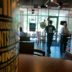 Photo taken at Jimmy John's by Jason R. on 8/8/2012