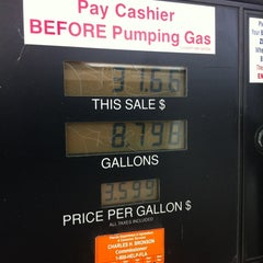 Photo taken at CITGO by Wayne W. on 5/19/2012
