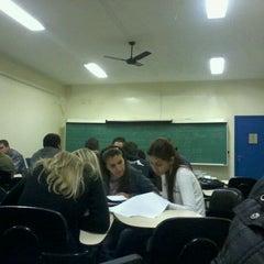 Photo taken at FAMEC - Faculdade Metropolitana de Curitiba by Edilson K. on 4/28/2012