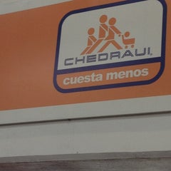 Photo taken at Chedraui by Jorge V. on 7/7/2012
