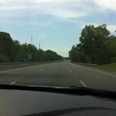 Photo taken at I-40 WB by Kristen D. on 4/26/2012