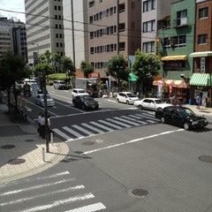 Photo taken at マクドナルド 靱公園前店 by Masashi N. on 9/3/2012