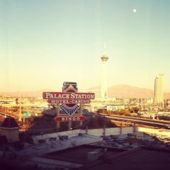 Photo taken at Palace Station Hotel & Casino by Angie L. on 2/6/2012
