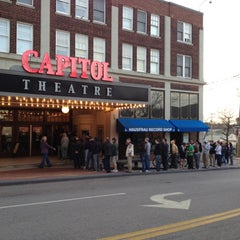 Photo taken at Capitol Theatre by Sandro G. on 4/3/2012