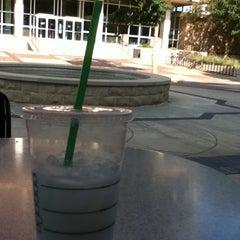 Photo taken at TTU - SUB - West Plaza by Amanda G. on 8/20/2012