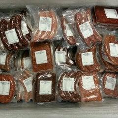 Photo taken at J&R Natural Meat & Sausage by Ryan L. on 7/10/2012