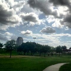 Photo taken at Spotts Park by Felipe E. on 8/4/2012