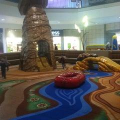 Photo taken at Fiesta Mall by Jaime G. on 2/10/2012