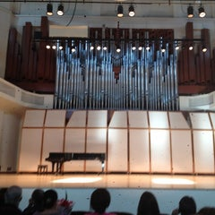 Photo taken at Wertheim Performing Arts Center by FredSocial on 8/12/2012