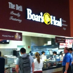 Photo taken at Boar's Head Deli by Tom V. on 5/1/2012