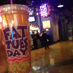 Photo taken at Fat Tuesday by Ariel M. on 3/11/2012