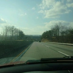 Photo taken at Pennsylvania Turnpike by Don S. on 2/17/2012