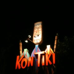 Photo taken at Kon Tiki by Leslie S. on 4/14/2012