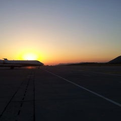 Photo taken at Dubrovnik Airport (DBV) by Christian P. on 7/21/2012