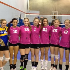 Photo taken at Volleyball Institute of Plano by Curtis S. on 2/25/2012