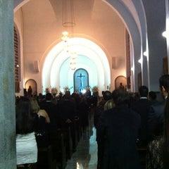 Photo taken at Paroquia Santo Cura D'Ars by Guilherme A. on 5/26/2012