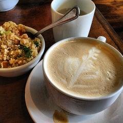 Photo taken at Black Walnut Bakery Cafe by Melissa L. on 8/10/2012