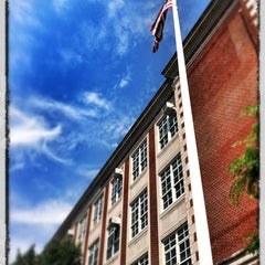 Photo taken at P.S. 163 by Hsi-Pei L. on 8/25/2012