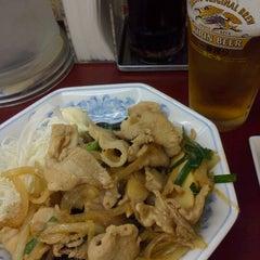Photo taken at 福しん 中野店 by Tatsuyeah on 6/11/2012