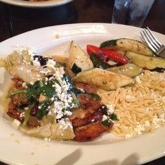 Photo taken at Acropolis Greek Taverna by Rachel W. on 7/28/2012