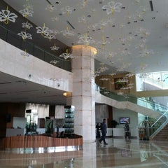 Photo taken at The Zenith Hotel by Pykah M. on 9/5/2012