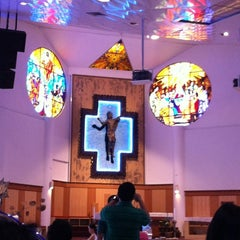Photo taken at Catholic Church of the Holy Trinity by John B. on 3/25/2012