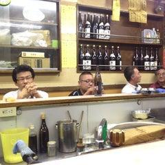 Photo taken at 岐阜屋 by Mitsuru S. on 6/29/2012
