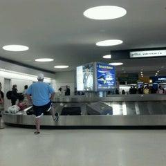 Photo taken at Baggage Claim by Dana P. on 4/15/2012