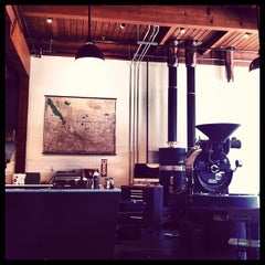 Photo taken at Heart Coffee Roasters by Bryan W. on 9/1/2012