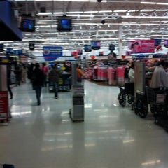 Photo taken at Walmart by Antonio S. on 2/12/2012