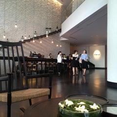 Photo taken at Pullman Bangkok Hotel G by aei W. on 7/7/2012