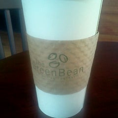 Photo taken at The Green Bean Roasting Company by Gre'Onna S. on 3/12/2012