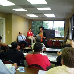 Photo taken at Keller Williams Realty Of Southern Maryland by Frank G. on 8/8/2012