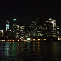 Photo taken at Staten Island Ferry Boat - John A. Noble by Justin K. on 7/10/2012