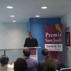 Photo taken at Biblioteca Municipal Emília Xargay by Roger C. on 4/28/2012