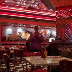 Photo taken at Roxy's Diner by Renata P. on 6/22/2012