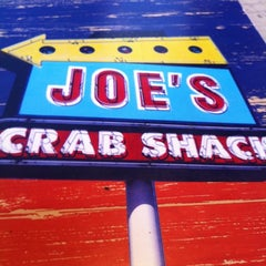 Photo taken at Joe's Crab Shack by Priscilla A. on 3/15/2012