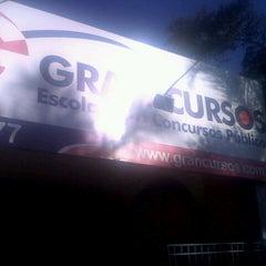 Photo taken at Gran Cursos by Otavio R. on 9/9/2012