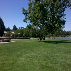 Photo taken at Heather Farm Park by Lara M. on 8/23/2012