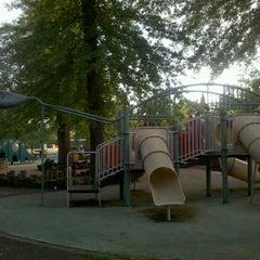 Photo taken at Schenley Park by Mercy on 6/8/2012