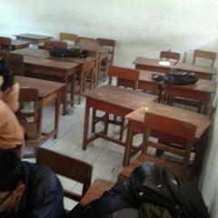 Photo taken at SMPN 2 Denpasar by Aditya P. on 4/6/2012