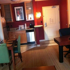 Photo taken at Marriott Residence Inn Waterfront by Morgan P. on 8/31/2012