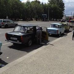 Photo taken at Pariser Platz by DC on 6/2/2012