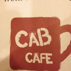 Photo taken at Cab Cafe by Kristine Anne K. on 4/8/2012