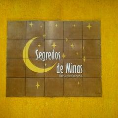 Photo taken at Segredos de Minas by Edgar C. on 8/28/2012
