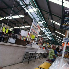 Photo taken at Mercado de Atlixco by Hector Alonso A. on 4/29/2012